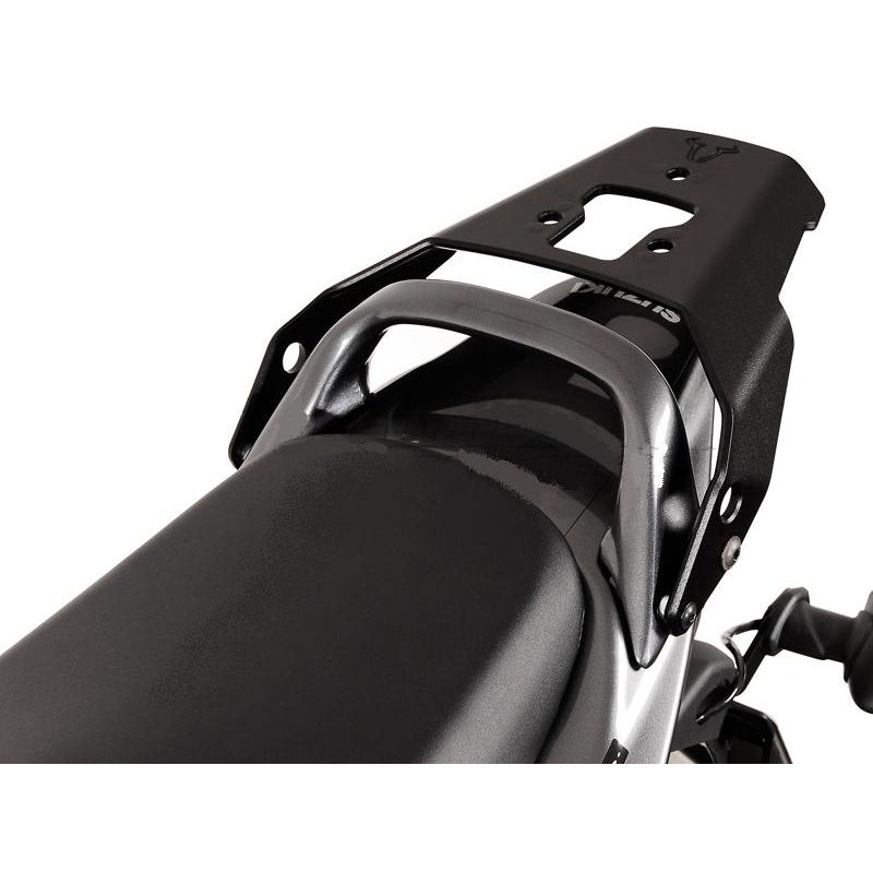 SSGLOVELIN Solo Seat Noir Moto Porte-Bagages arri/ère Support /à Tablette Fit for Harley Sportster XL Fer 883 1200 2004-2019 2018 2017 2016 2015