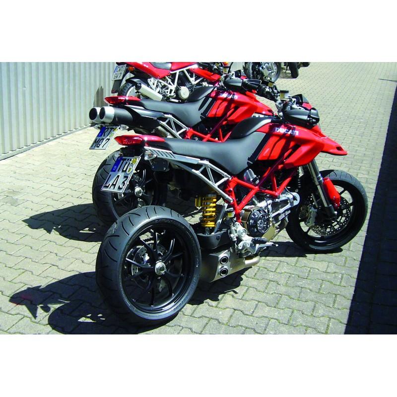 pot dEchappement moto Qd Exhaust MAXCONE type megaphone