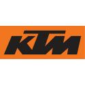 Amortisseurs + Kit hauteur de selle moto Ktm