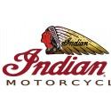 Tampons de protection R&G Racing Indian