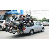 Accessoires Transport Moto