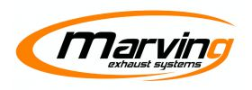 Echappement Moto Marving D'origine