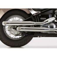 Echappement Moto Custom Falcon Honda