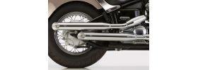 Echappement Moto Custom Falcon Kawasaki