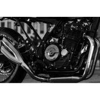Echappement Moto Hurric Yamaha