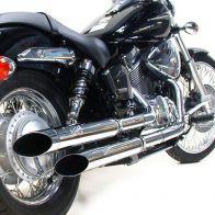Echappement Silvertail Harley Davidson