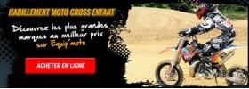 Habillement Motocross Pour Enfant