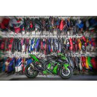 Protège Réservoir Bagster Pour Kawasaki