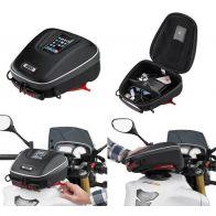 Sacoche Réservoir Moto Givi Tanklock Et Fixations