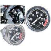 Thermomètre D'huile Moto