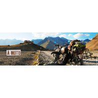 Voyage Et Camping À Moto